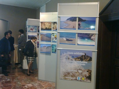 Marine photo exhibitions
